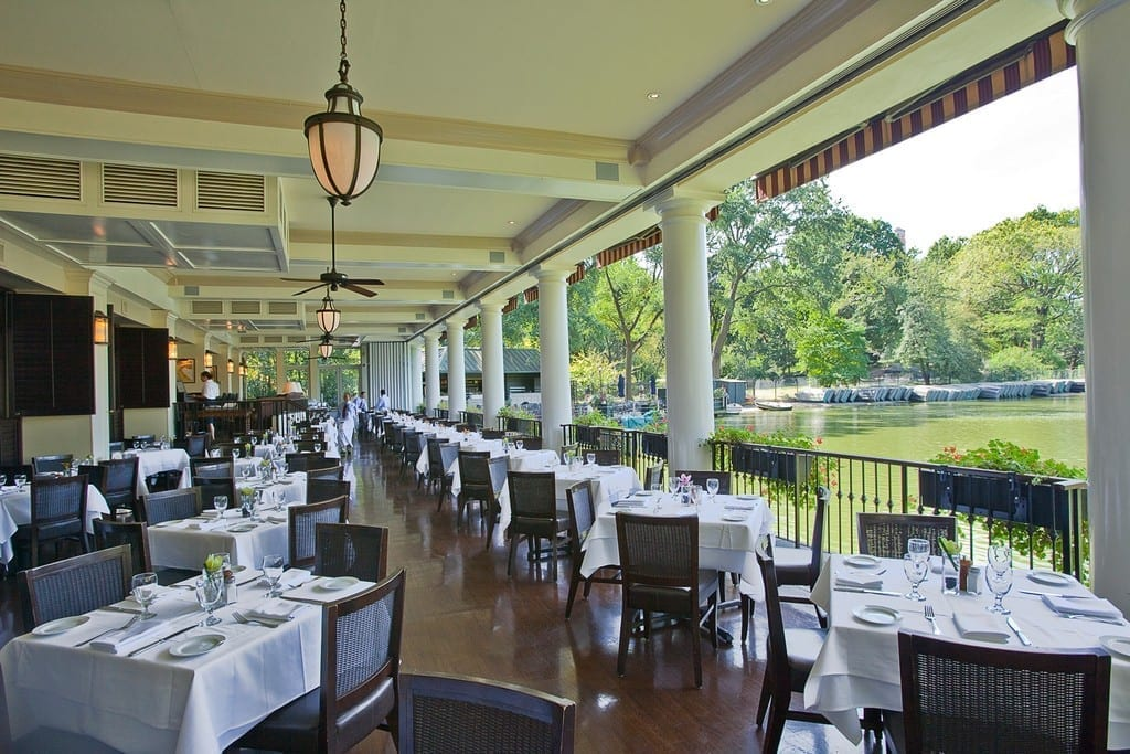 The Loeb Central Park Boathouse